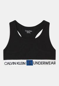 Calvin Klein Underwear - 2 PACK - Korzet - rhubarb/black - 2