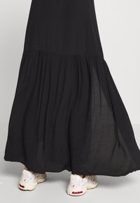 Weekday - ALVA DRESS - Maxi dress - black - 6