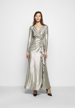 LONG GOWN - Iltapuku - beige/gold