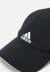 adidas Performance - UNISEX - Keps - black/white - 3