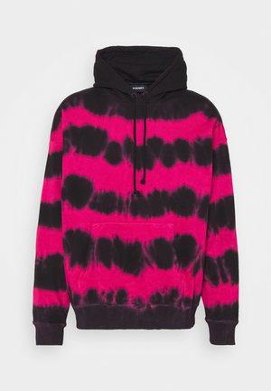UMMER UNISEX - Sweatshirt - black/pink
