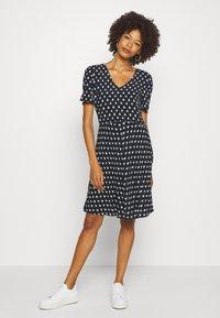 Esprit - Day dress - navy - 0