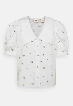 ROYCE COLLAR BLOUSE - Bluser - sadie/cloud dancer