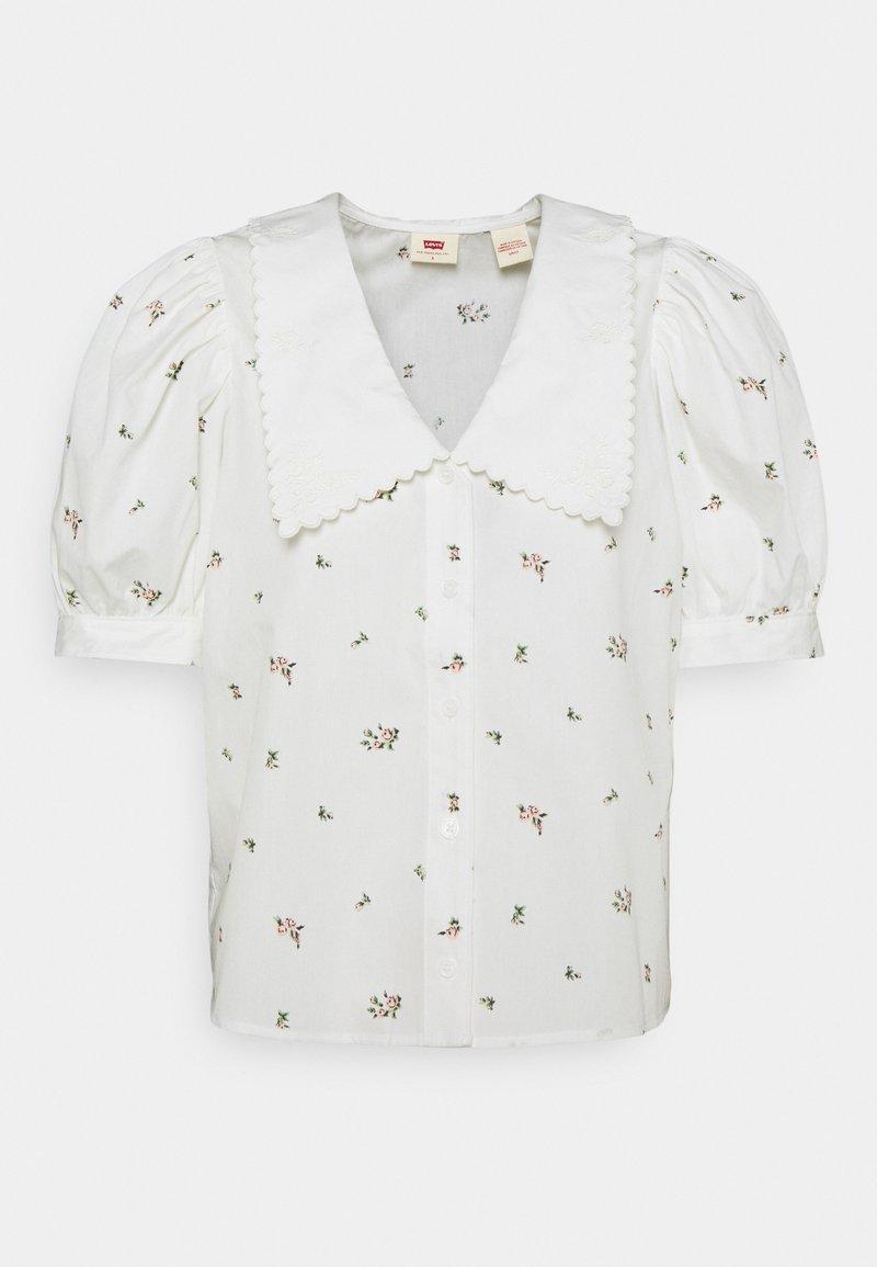 Levi's® - ROYCE COLLAR BLOUSE - T-shirts print - sadie/cloud dancer