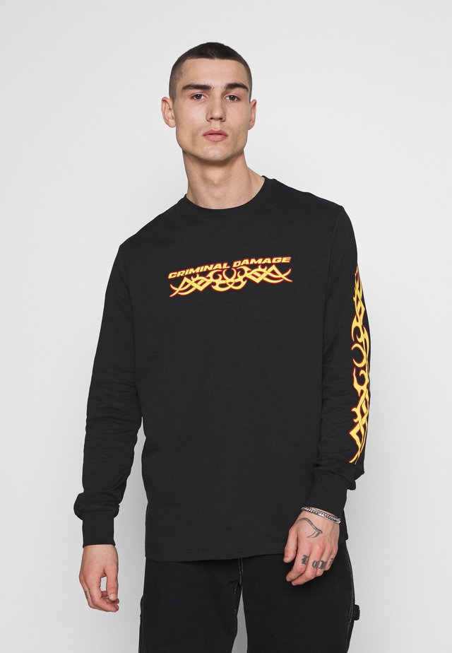 TRIBAL - Sweatshirt - black/multi
