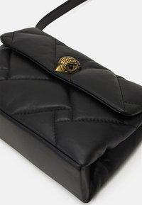 Kurt Geiger London - KENSINGTON SOFT - Across body bag - black - 4
