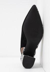 co wren wide fit - Escarpins - black - 6