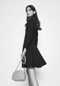 Claudie Pierlot - RAFAELO - Shirt dress - marine - 3