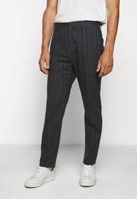 Tiger of Sweden - CONE - Trousers - outer blue - 0