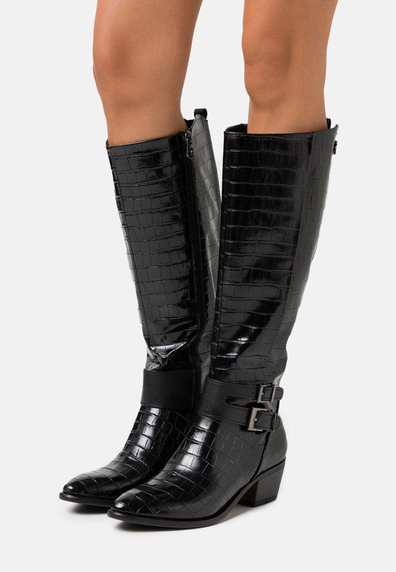 Marco Tozzi by Guido Maria Kretschmer - Boots - black