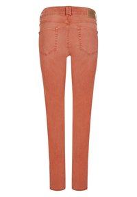 Angels - Jeans Skinny Fit - burned-orange denim - 1