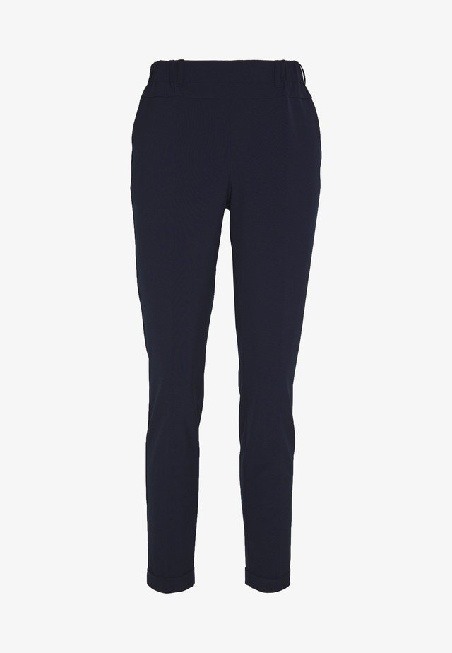 NANCI JILLIAN - Broek - vintage blue