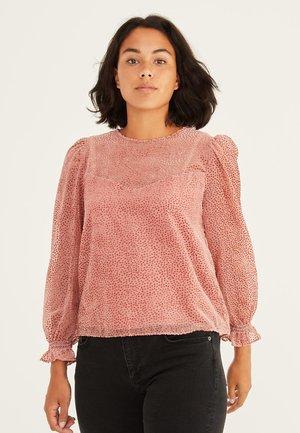 Pusero - pink