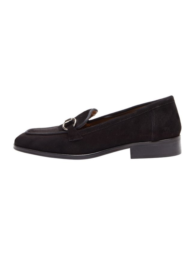 GRETA - Slipper - black