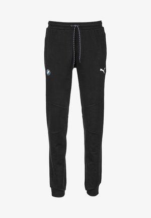 PUMA BMW M MOTORSPORT MEN'S SWEATPANTS MALE - Træningsbukser - puma black