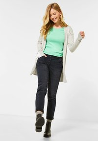 Cecil - Relaxed fit jeans - grau - 1