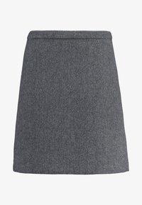 Esprit Collection - SKIRT - Minisukně - dark grey - 4