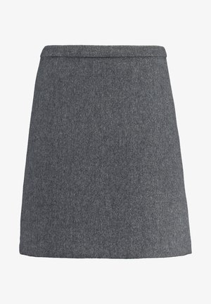 SKIRT - Pencil skirt - dark grey