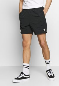 Obey Clothing - EASY RELAXED - Shorts - black - 0