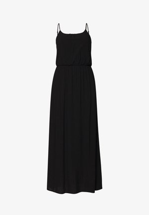 ONLNOVA LIFE MAXI DRESS SOLID - Maxiklänning - black
