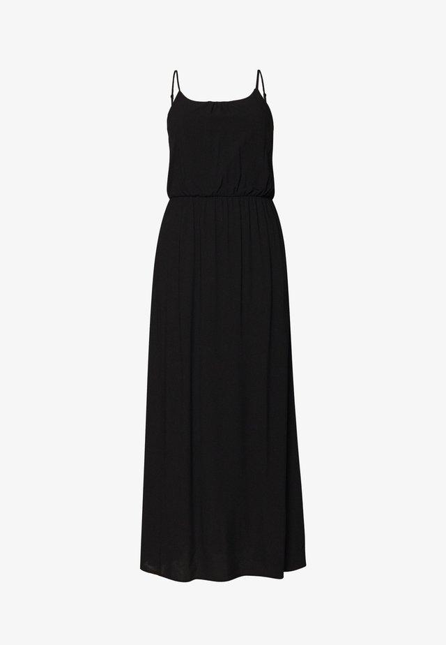 ONLNOVA LIFE MAXI DRESS SOLID - Vestito lungo - black