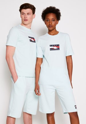 ONE PLANET TEE UNISEX - T-shirt con stampa - oxygen