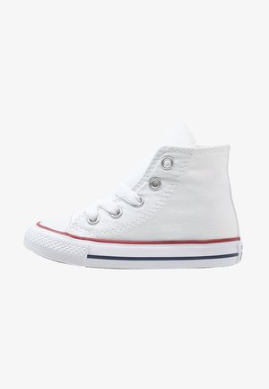 CHUCK TAYLOR AS CORE - Høye joggesko - optical white