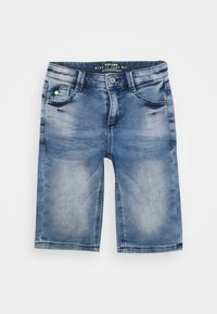 s.Oliver - Shorts vaqueros - blue denim - 0