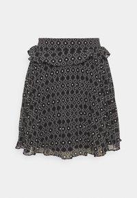 SELLE SKIRT - A-line skirt - black