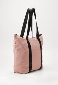 Moss Copenhagen - MILENE - Tote bag - rose - 1