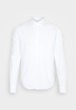ERMO SLIM FIT - Shirt - open white