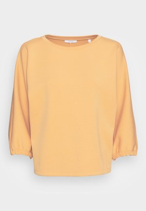 GOMIN - T-shirt à manches longues - golden hay
