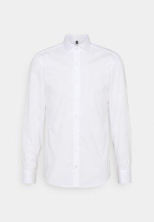 UNI STRETCH SLIM FIT - Zakelijk overhemd - white