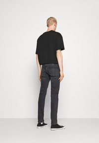 Weekday - FRIDAY - Slim fit jeans - night black - 2