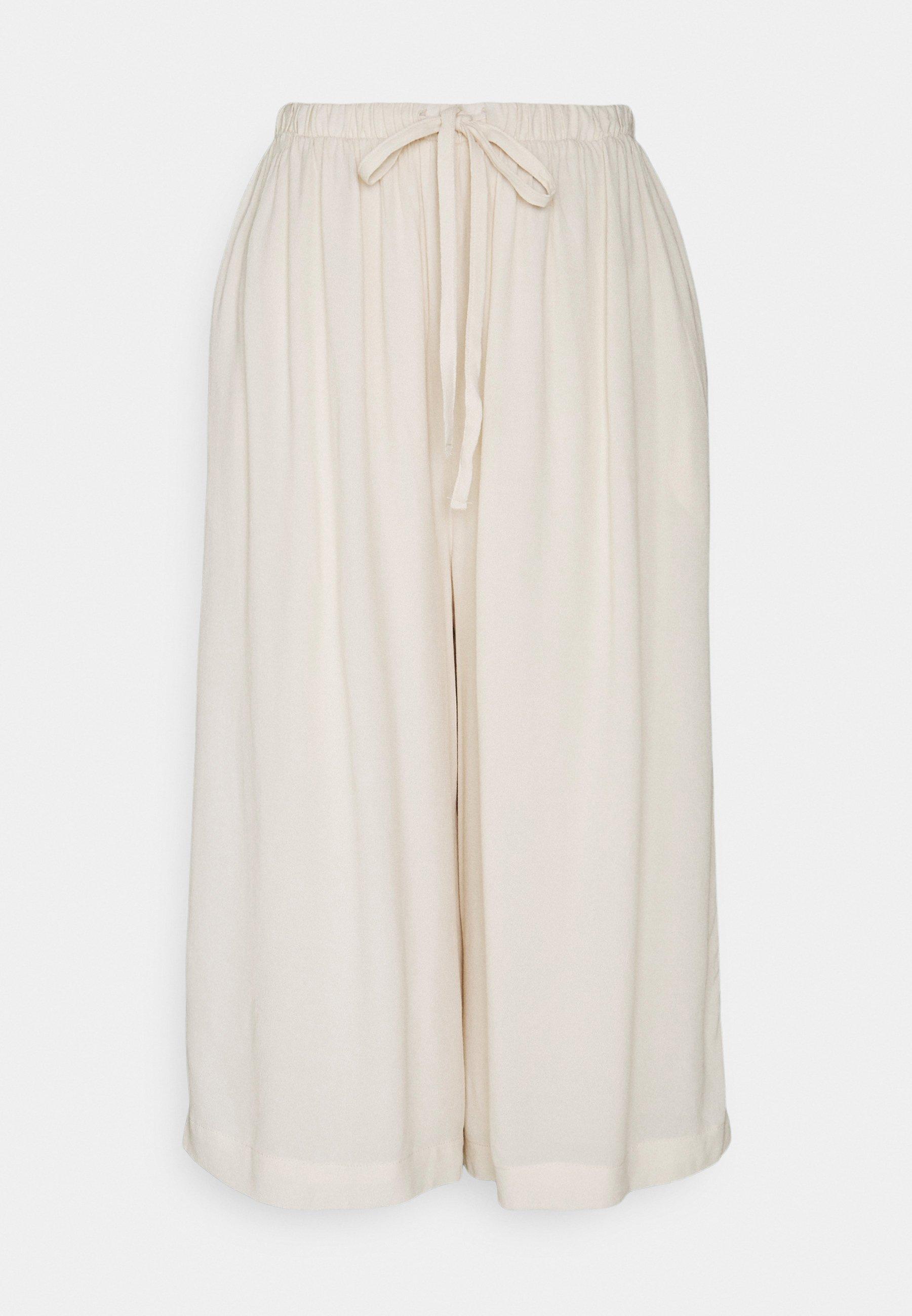 Femme SLFTESSI RELAXED PANT PETITE - Pantalon classique