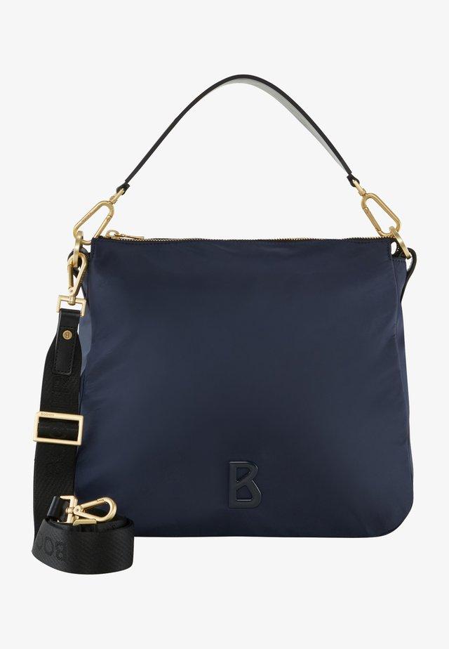 Handbag - navy-blau