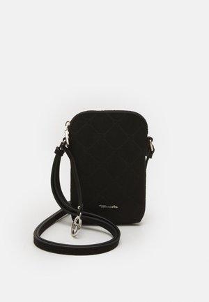 ANASTASIA SOFT - Across body bag - black