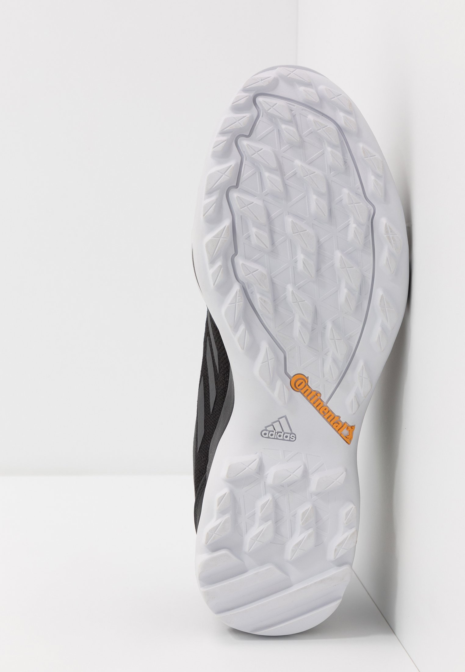 adidas Performance TERREX AX3 GTX - Hikingschuh - core black/dough solid grey/signal green/schwarz - Herrenschuhe 9FyN2