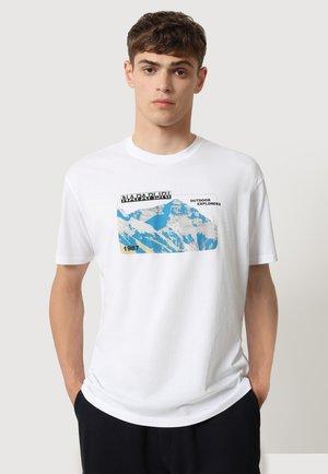 SULE - Print T-shirt - white graphic
