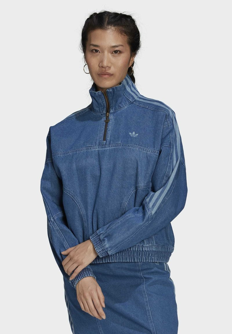 adidas Originals - Denim jacket - blue