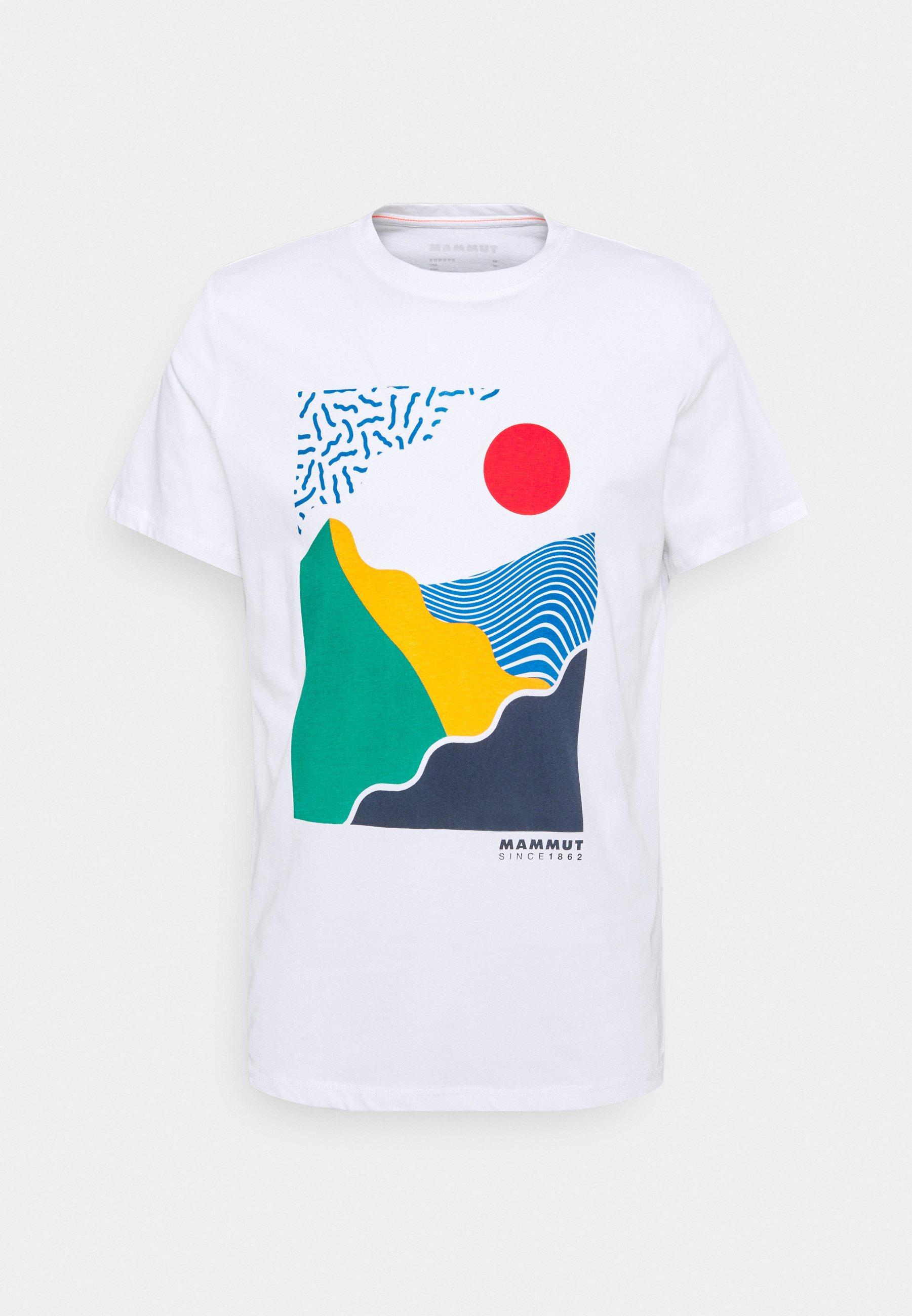 Men SLOPER  MEN - Print T-shirt