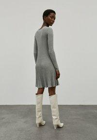 EDITED - Jumper dress - graumeliert - 1