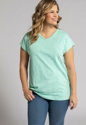 Basic T-shirt - helles minze