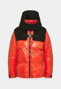 Champion Reverse Weave - HOODED JACKET - Winter jacket - red - 6