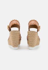 See by Chloé - GLYN - Platform sandals - nude - 3