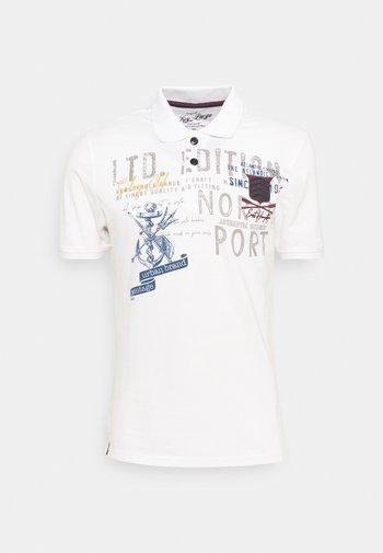 SAILING - Polo shirt - white