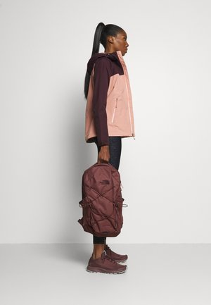 JESTER - Rucksack - marron/purple/pinkclay