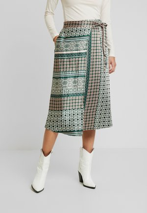 FADIA SKIRT - Gonna a campana - pine grove