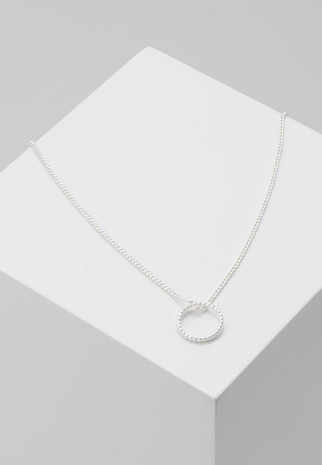 NECKLACE LEAH - Náhrdelník - silver-coloured