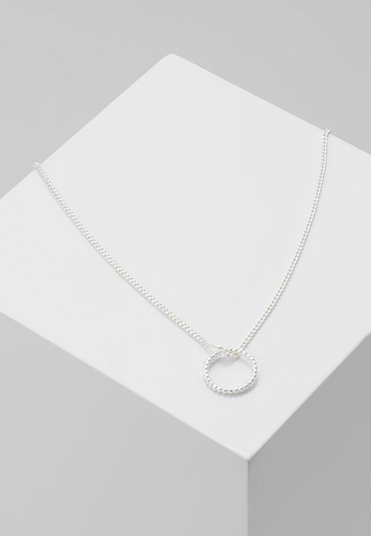 Pilgrim - NECKLACE LEAH - Collar - silver-coloured